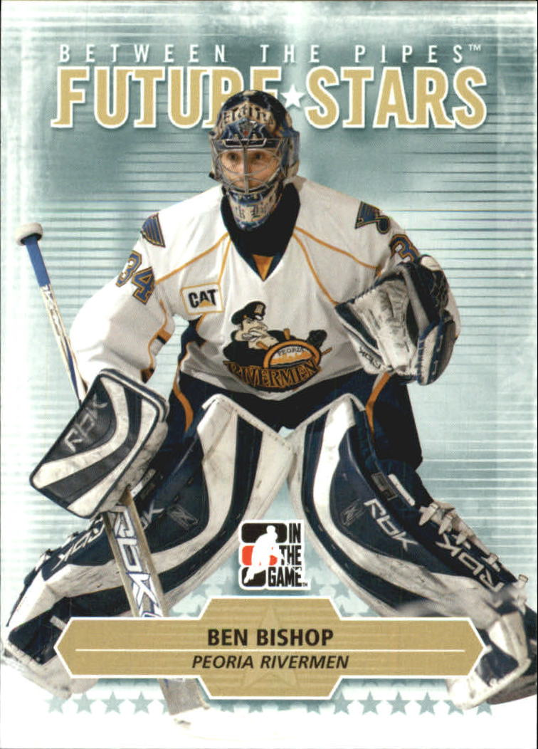 2009-10 Between The Pipes #4 Ben Bishop