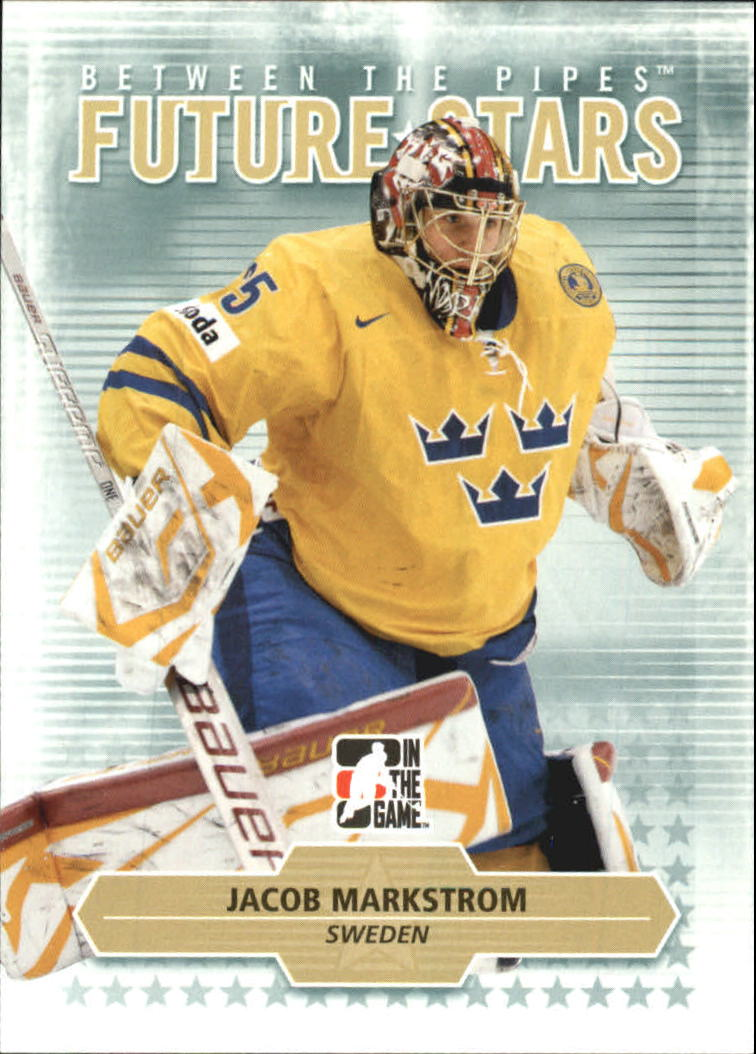 2009-10 Between The Pipes #60 Jacob Markstrom