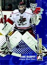 2009-10 Between The Pipes AHL Rookies #AR08 Mike Murphy