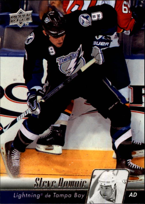 2010-11 Upper Deck French #23 Steve Downie