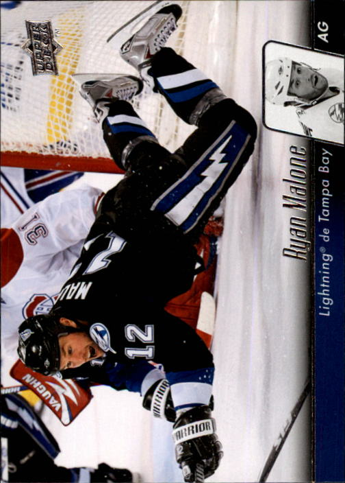 2010-11 Upper Deck French #24 Ryan Malone