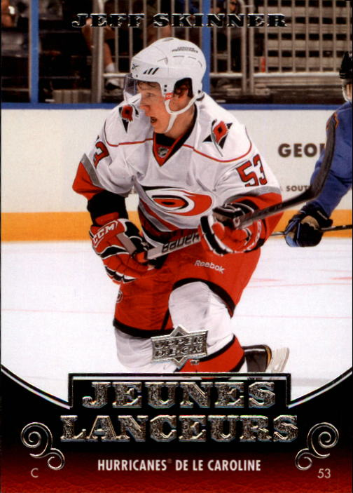 2010-11 Upper Deck French #211 Jeff Skinner YG RC
