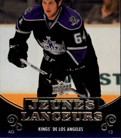 2010-11 Upper Deck French #224 Kyle Clifford YG RC
