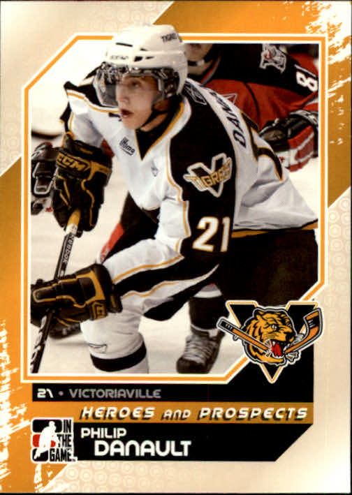 2010-11 ITG Heroes and Prospects #38 Philip Danault