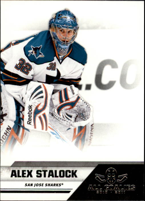2010-11 Panini All Goalies #73 Alex Stalock