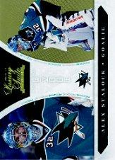 2010-11 Luxury Suite Gold #248 Alex Stalock