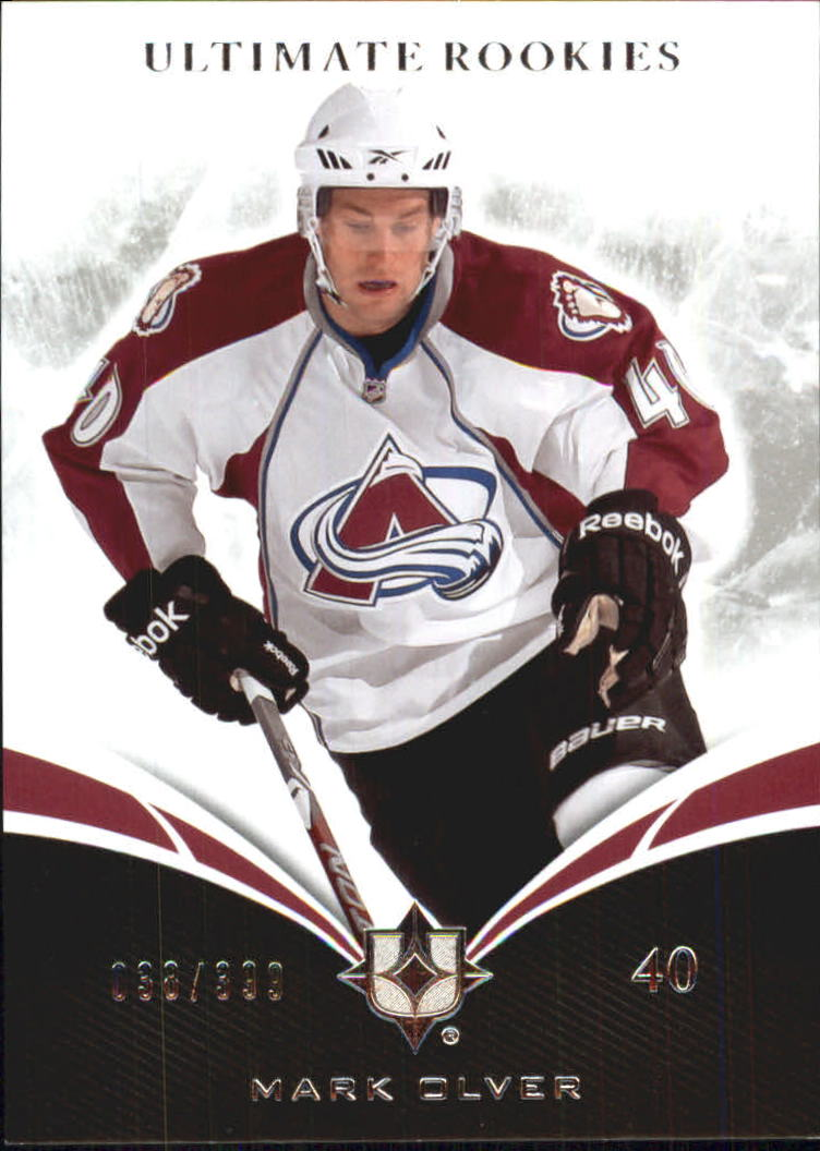 2010-11 Ultimate Collection #69 Mark Olver RC