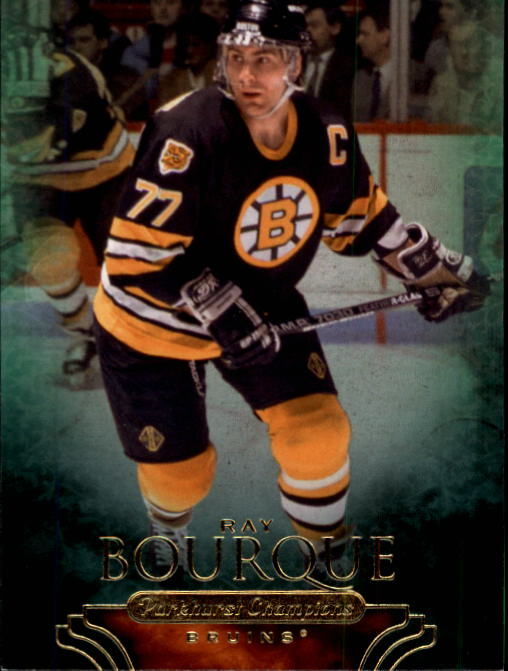 2011-12 Parkhurst Champions #10 Ray Bourque