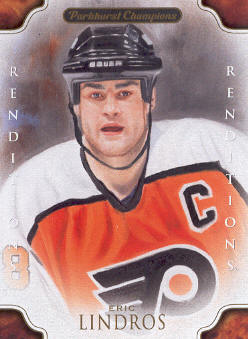 2011-12 Parkhurst Champions #149 Eric Lindros R
