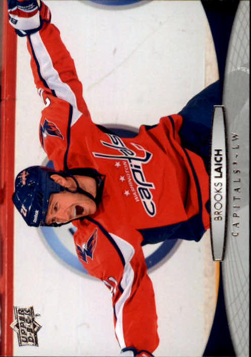 2011-12 Upper Deck #262 Brooks Laich