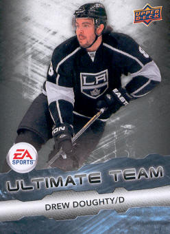 2011-12 Upper Deck EA Ultimate Team #EA2 Drew Doughty