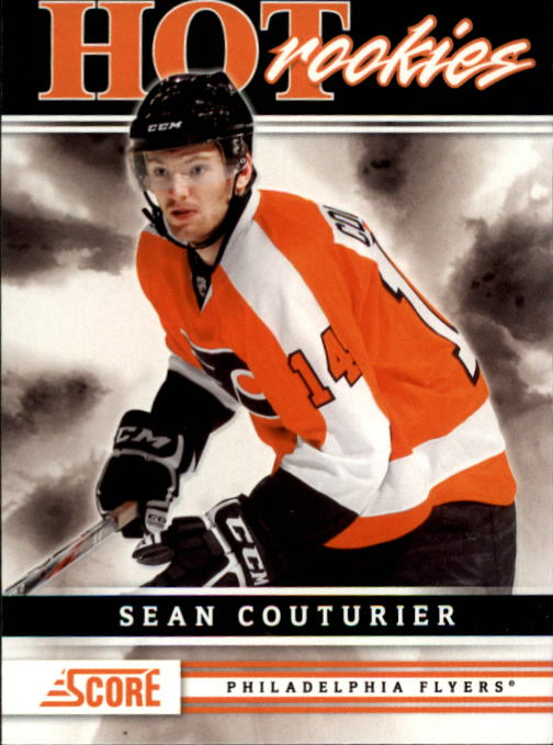 2011-12 Score #557 Sean Couturier HR SP RC