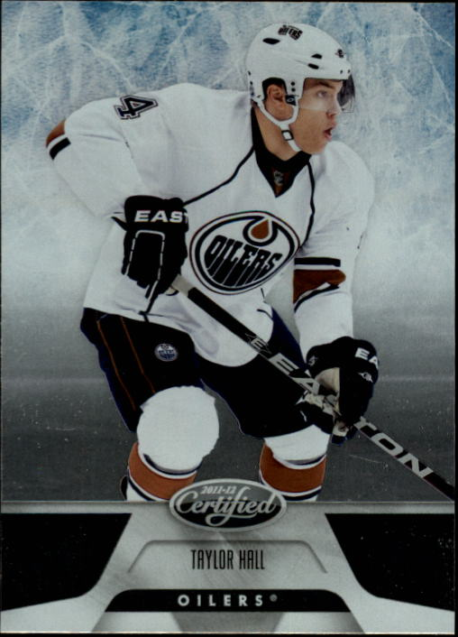 2011-12 Certified #63 Taylor Hall