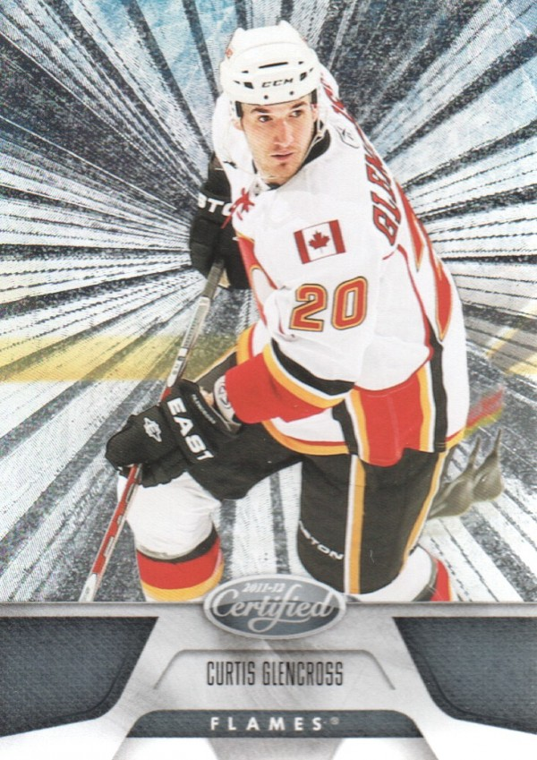 2011-12 Certified Totally Silver #99 Curtis Glencross