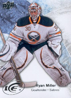 2011-12 Upper Deck Ice #2 Ryan Miller