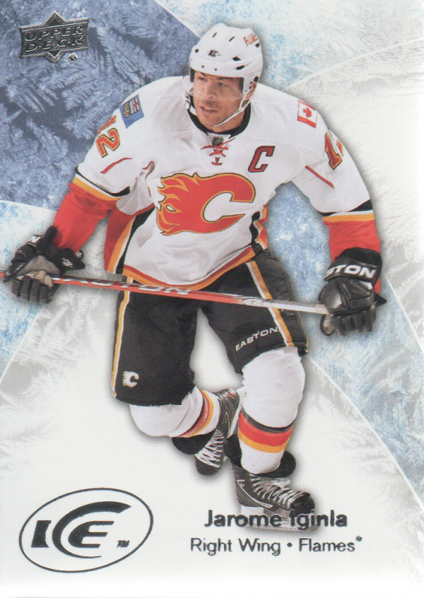 2011-12 Upper Deck Ice #3 Jarome Iginla