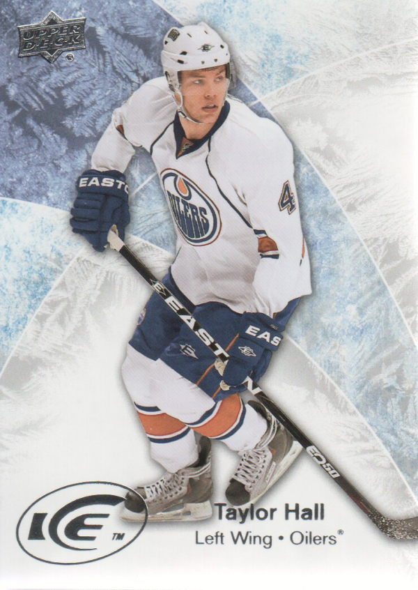 2011-12 Upper Deck Ice #8 Taylor Hall