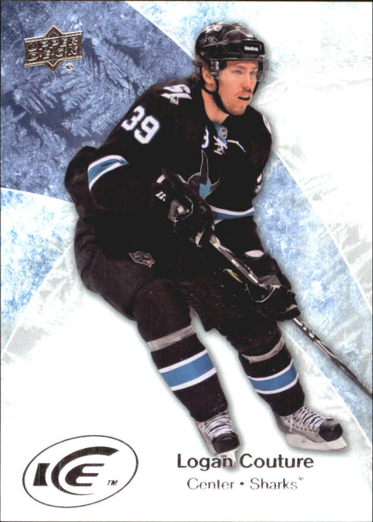2011-12 Upper Deck Ice #46 Logan Couture