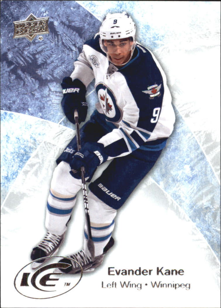 2011-12 Upper Deck Ice #50 Evander Kane