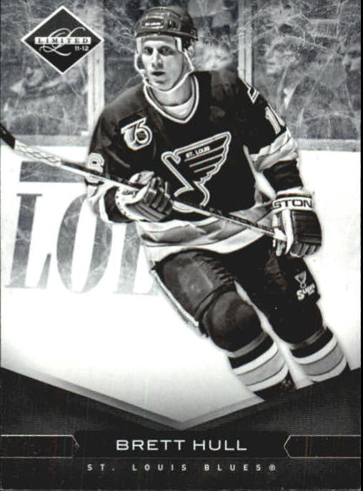 2011-12 Limited #1 Brett Hull
