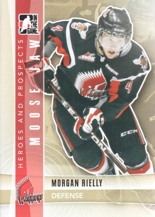 2011-12 ITG Heroes and Prospects #82 Morgan Rielly CP