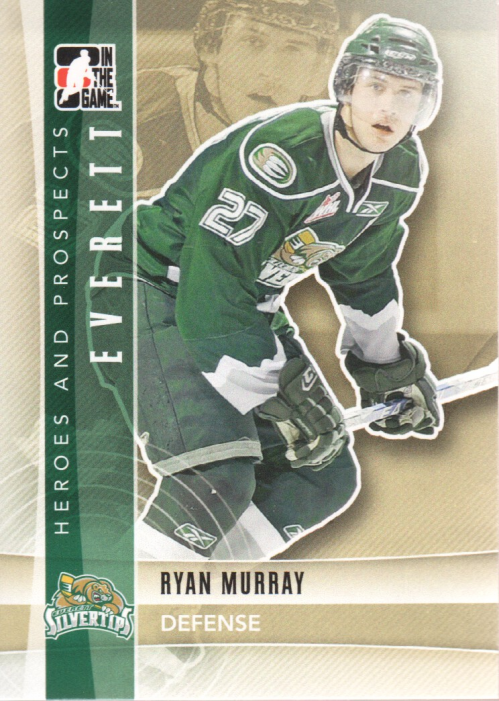 2011-12 ITG Heroes and Prospects #83 Ryan Murray CP