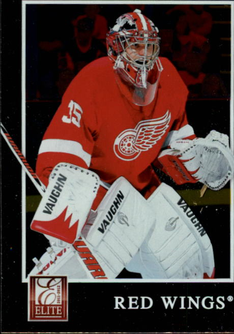 2011-12 Elite #3 Jimmy Howard