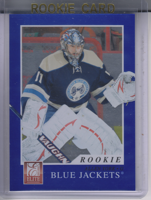 2011-12 Elite #201 Allen York RC