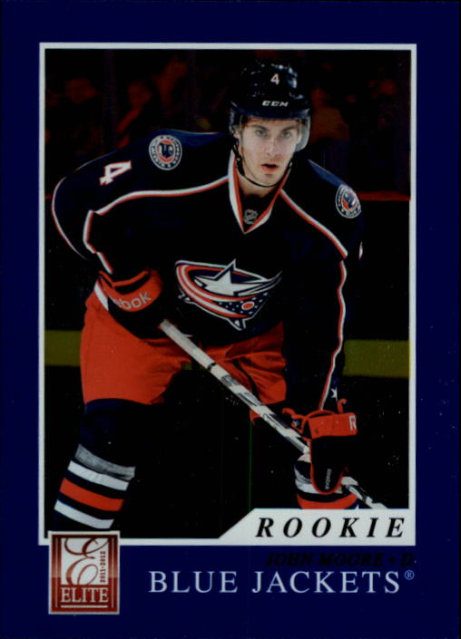 2011-12 Elite #222 John Moore RC
