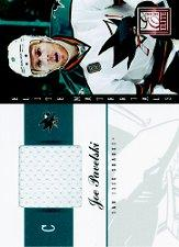 2011-12 Elite Materials #24 Joe Pavelski