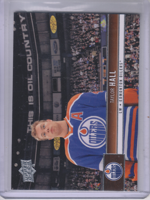 2012-13 Upper Deck #279 Taylor Hall