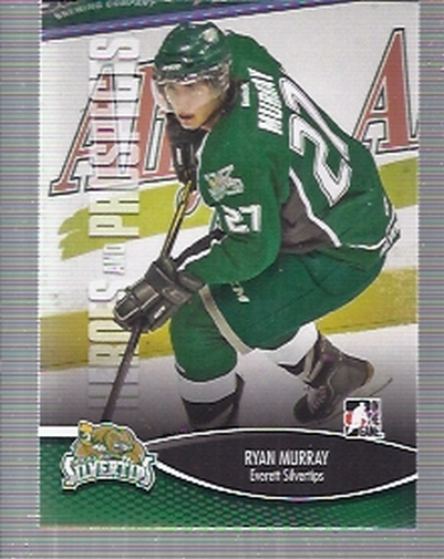 2012-13 ITG Heroes and Prospects #121 Ryan Murray WHL