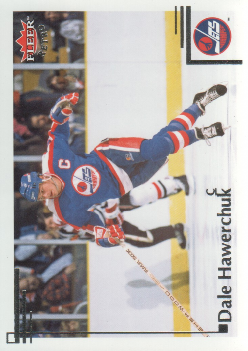 2012-13 Fleer Retro #1 Dale Hawerchuk