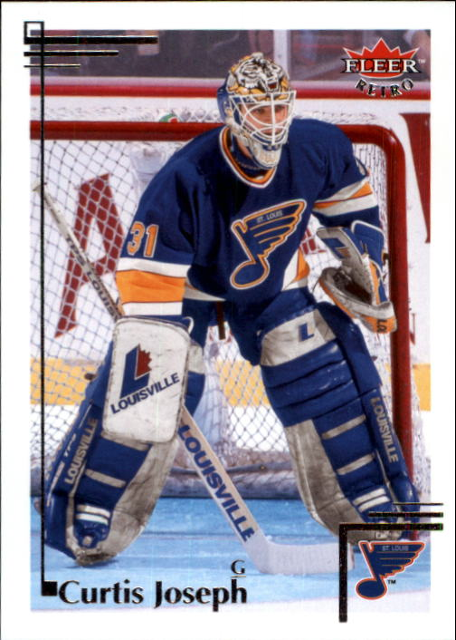 2012-13 Fleer Retro #17 Curtis Joseph