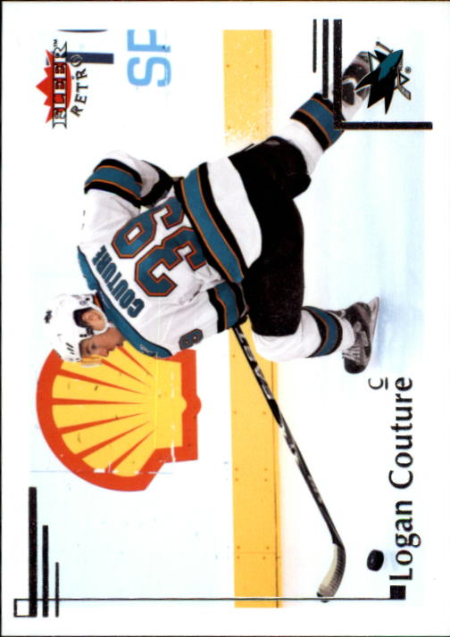 2012-13 Fleer Retro #24 Logan Couture
