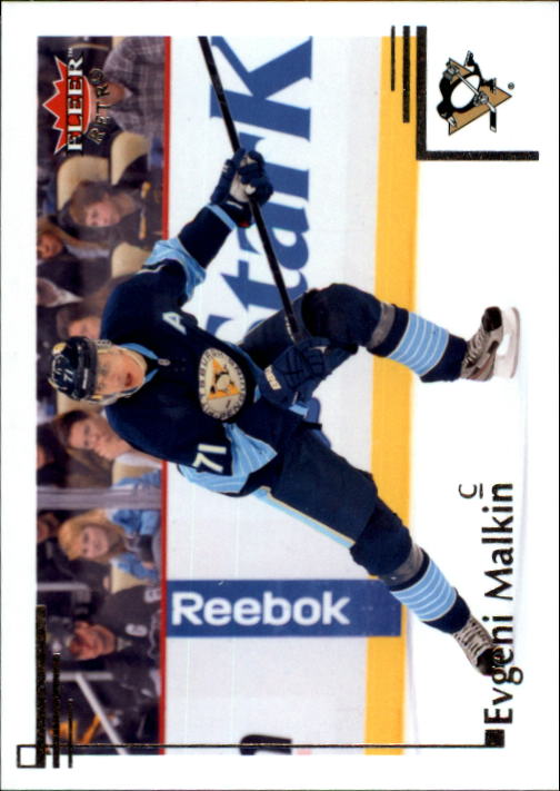 2012-13 Fleer Retro #25 Evgeni Malkin