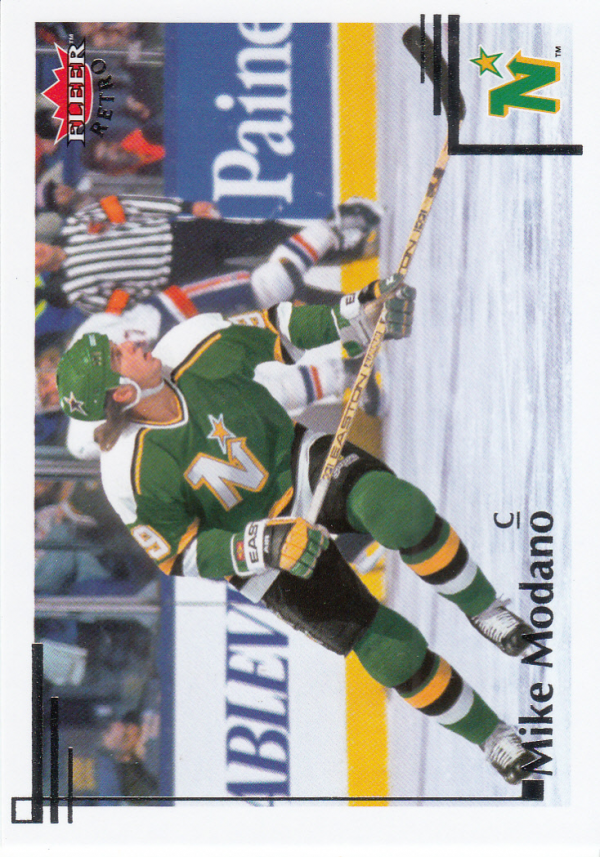 2012-13 Fleer Retro #53 Mike Modano