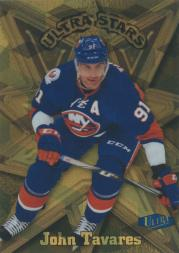 2012-13 Fleer Retro Ultra Stars Gold #10US John Tavares
