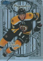 2012-13 Fleer Retro Playmaker's Theatre #2 Tyler Seguin