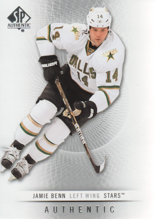 2012-13 SP Authentic #5 Jamie Benn