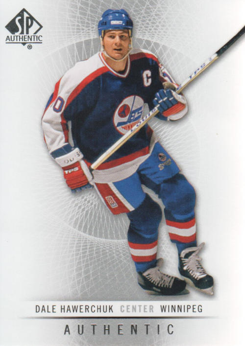 2012-13 SP Authentic #119 Dale Hawerchuk