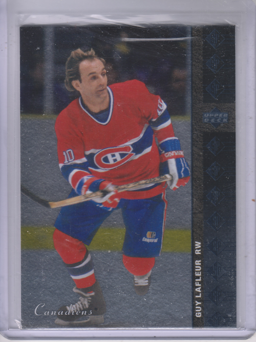 2012-13 SP Authentic 1994-95 SP Retro #SP58 Guy Lafleur