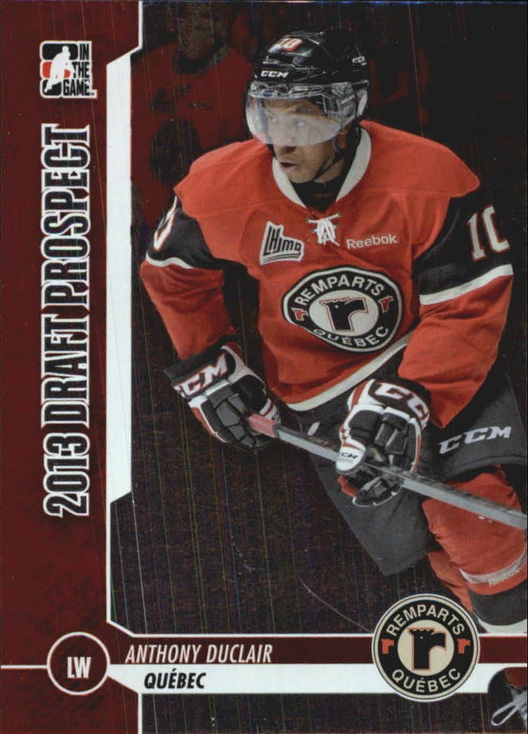 2012-13 ITG Draft Prospects #4 Anthony Duclair
