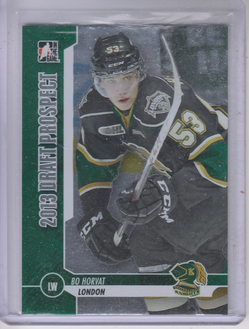 2012-13 ITG Draft Prospects #6 Bo Horvat