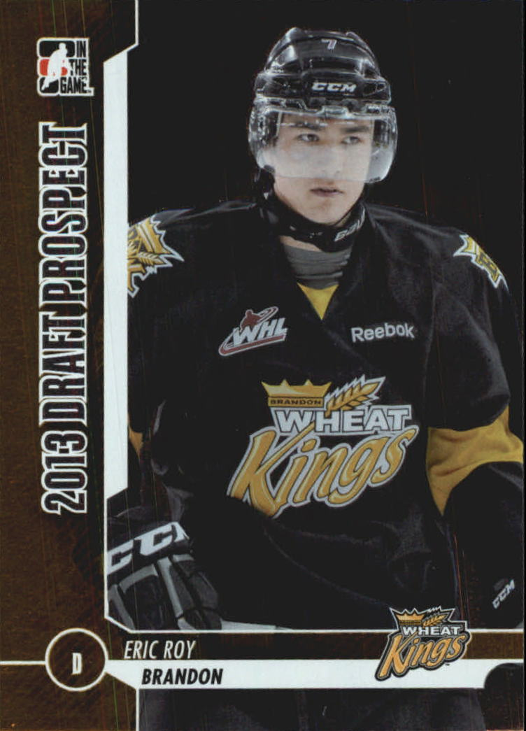2012-13 ITG Draft Prospects #14 Eric Roy