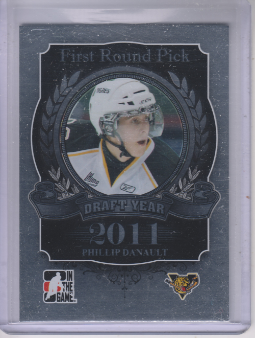 2012-13 ITG Draft Prospects #149 Phillip Danault FRP
