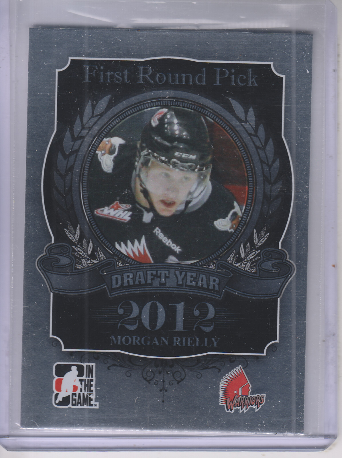 2012-13 ITG Draft Prospects #151 Morgan Rielly FRP