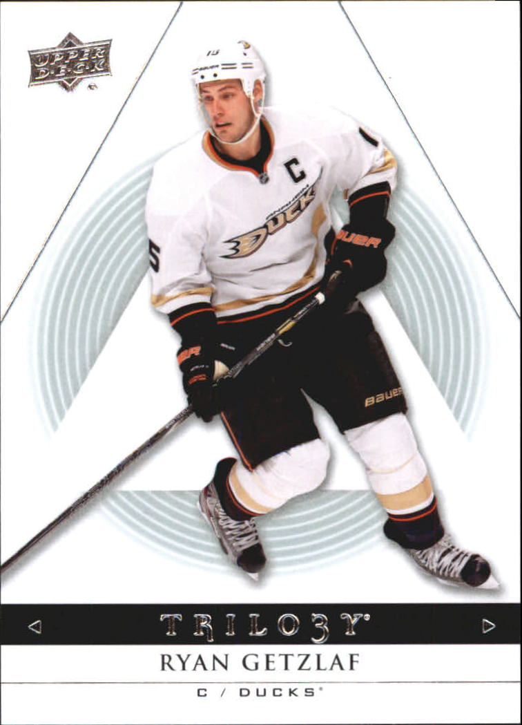 2013-14 Upper Deck Trilogy #2 Ryan Getzlaf