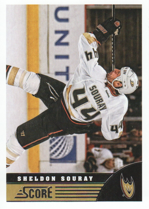 2013-14 Score #8 Sheldon Souray