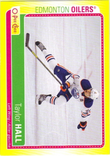 2013-14 O-Pee-Chee Stickers #STH Taylor Hall